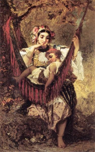 Dial de la Pena Mother and Child